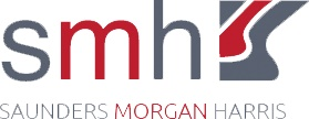 Saunders Morgan Harris logo